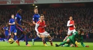 EPL: Matokeo ya Arsenal vs Manchester United