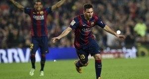 Hii hapa ni rekodi nyingine kubwa aliyoivunja Lionel Messi