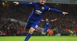 Wayne Rooney aipa Man U ushindi na aweka rekodi hii mpya
