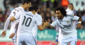 La Liga: Full Time ya Real Madrid vs Eibar… matokeo na wafungaji