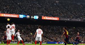 La Liga: Matokeo ya FC Barcelona vs Sevilla na wafungaji