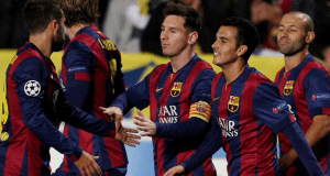 UCL: Rekodi mpya ya Messi na matokeo ya Barca vs APOEL
