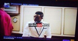 Ni Diamond Platnumz tena kwenye MTV na new video!