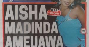 Kurasa za mwanzo na mwisho Magazetini leo December 19, 2014