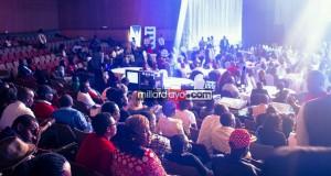 Shuhudia mwanzo mpaka mwisho wa show ya Jose Chameleone Uganda kwenye hizi picha 10