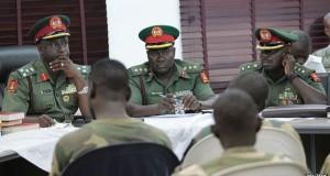 Hii ni adhabu iliyotolewa kwa Wanajeshi wa Nigeria baada ya kugoma kupigana na Boko Haram
