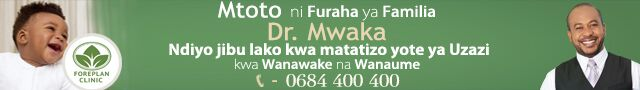 Dr Mwaka - Foreplan Clinic