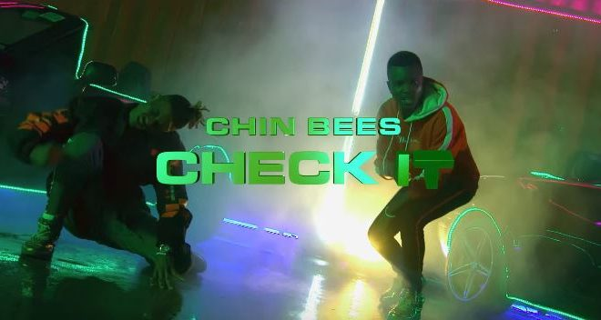 Chin Bees Inogire Official Music Mp4: Chin Bees Check It Official Music Video