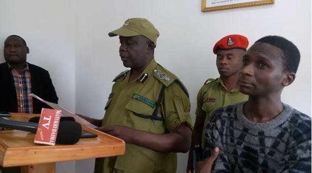 Image result for Mange  KImambi, RPC  Iringa